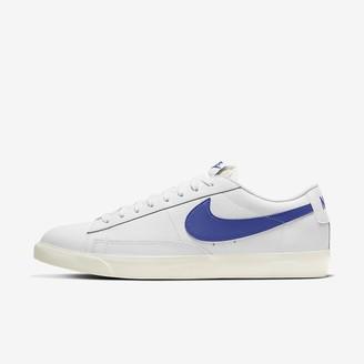 Nike Men's Shoe Blazer Low Leather