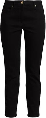 Escada J575 Mid-Rise Skinny Jeans