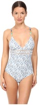 Stella McCartney Iconic Print One-Piece Women's Swimsuits One Piece