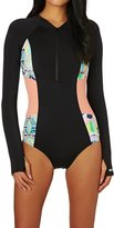 Roxy Keep It Long Sleeved Swimsuit