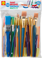 Alex Artist Studio Paint Brushes Set of 50