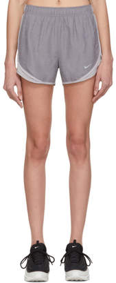 Nike Grey Tempo Running Shorts