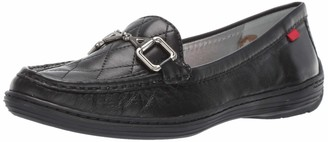 Marc Joseph New York Women's Leather Made in Brazil Mulberry Loafer