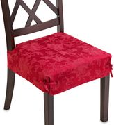 Bed Bath & Beyond Holiday Joy 2-Pack Seat Cover - Ruby