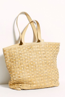 Fp Collection Ren Woven Tote