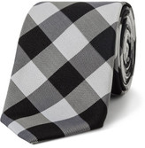 David Jones Bold Check Tie