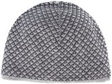 Giorgio Armani reversible logo beanie - men - Virgin Wool - M