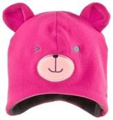 Barts Pink Bear Cutie Earflap Beanie