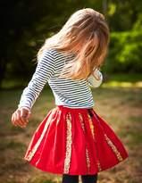 Boden Sequin Skater Skirt