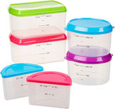 FIT AND FRESH Fit & Fresh Healthy Living 14-pc. Container Value Set