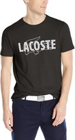 Lacoste Men's Short Sleeve Croc Regular Fit T-Shirt