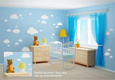 BuySeasons Clouds - Giant Wall Decals