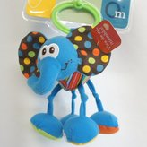 Infantino jitter Lee Jungle Pals Elephant G55637 (japan import)