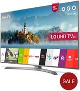 LG Electronics 49UJ670V 49 Inch, 4K Ultra HD HDR, Smart, LED TV