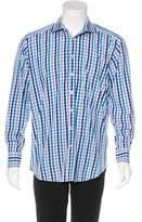 Etro Check Woven Shirt