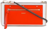 DKNY small bungee rope crossbody - women - Leather - One Size
