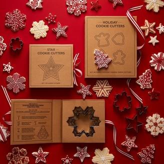 Santa Barbara Design Studio Holiday Cookie Cutter Gift Set