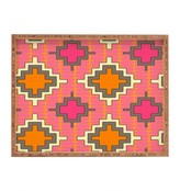 DENY Designs Sharon Turner Tangerine Kilim Tray
