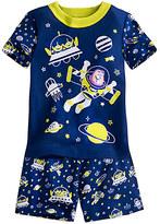 Disney Buzz Lightyear PJ PALS Short Set for Boys