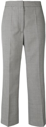 Stella McCartney Cropped High Waisted Trousers