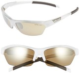 Smith Women's Approach 62Mm Interchangeable Lens Sunglasses - Pearl