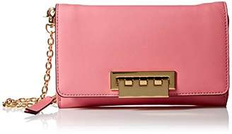 Zac Posen Eartha Zip Wallet Crossbody-Pink