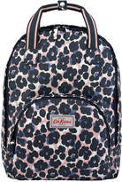 Cath Kidston Leopard Flower Multi Pocket Backpack