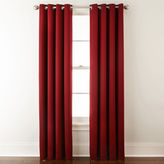 Liz Claiborne Kathryn Room-Darkening Grommet-Top Curtain Panel