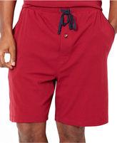 Nautica Men's Loungewear, Anchor Knit Shorts