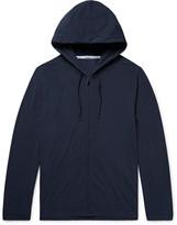 Calvin Klein Underwear - Stretch Modal And Cotton-blend Jersey Zip-up Hoodie