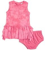 Splendid Infant Girl's Tie Dye Tank Dress