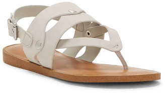 1 STATE 1.State Lydie Leather Thong Sandal
