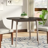 Bronx Bober Solid Wood Dining Table Ivy