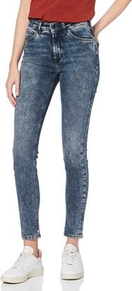 Scotch & Soda Maison Women's Haut Line Straight Jeans