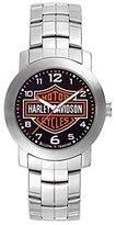 Harley-Davidson Black Stainless 76A019