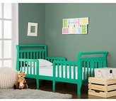 Dream On Me Emma 3 in 1 Convertible Toddler Bed, Emerald by