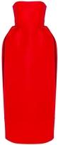 Rosie Assoulin Artichoke Strapless Dress