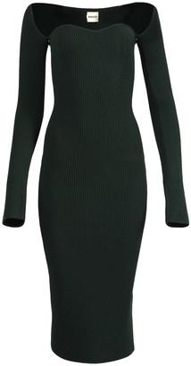 KHAITE Beth Dress