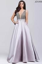 Jovani Sleeveless Ballgown Prom Dress 32609