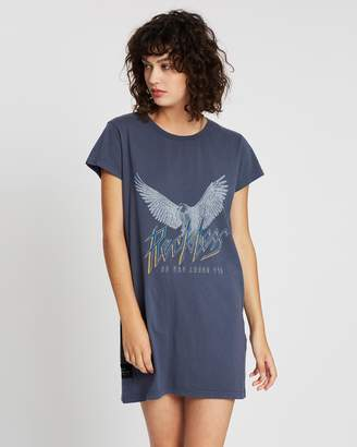 All About Eve Reckless Tee Dress