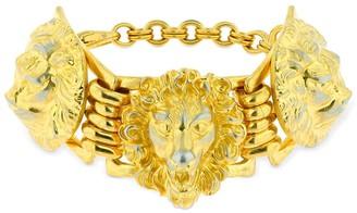 Gucci Lion Head Bracelet