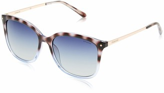 Polaroid Sunglasses Women's Pld4043s Square Sunglasses