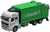 Aipark 1:32 Scale Toy Truck,Carrier Vehicle Garbage Truck Toy for Children Toddlers Kids Gift
