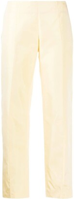 Emilio Pucci Pre Owned 1960s High-Waisted Cropped Trousers