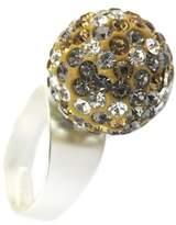 Dolce Vita Creative ring 'Illuminations' silver - 17 mm (0.67'').