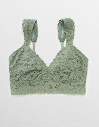 Aerie Softest Lace Classic Bralette