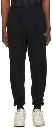 Reebok Classics Black Fleece Classic Lounge Pants