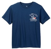 Rip Curl Search Vibes Premium Tee (Big Boys)