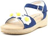Nina Donalea Youth US 11 Blue Sandals