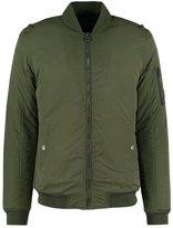 Calvin Klein Jeans Oxis Bomber Jacket Green